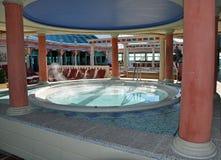 Hot Tub Royalty Free Stock Image