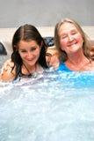 Hot tub. Stock Image