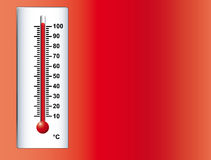 Hot Warm 1 Stock Image