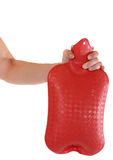 Hot water bag Royalty Free Stock Photography
