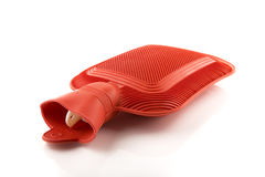 Hot water bag Royalty Free Stock Images