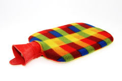 Hot-water bottle Royalty Free Stock Images