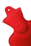 Hot water bottle Royalty Free Stock Photography