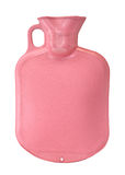 Hot water bottle Royalty Free Stock Photo