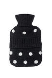 Hot Water Bottle Cover Stock Images