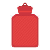 Hot water bottle icon Stock Photo