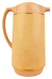Hot water jug isolated white Stock Image
