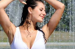 Hot weather Royalty Free Stock Images