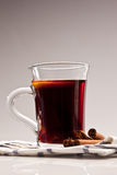 Hot wine Royalty Free Stock Photo