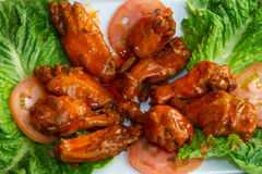 Hot Wings Stock Photos