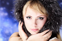 Hot winter Stock Photography