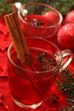 Hot winter tea Royalty Free Stock Photography