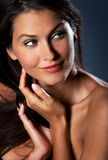 Hot woman Stock Images