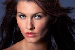 Hot woman Royalty Free Stock Photos