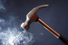 Hot Work Concept Royalty Free Stock Image