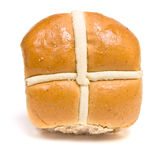 Hot X bun Stock Photo