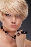 Hot young woman Royalty Free Stock Photos