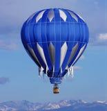 hotair ballong Royaltyfri Fotografi