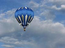 Hotair Balloon #3 Royalty Free Stock Images