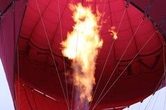 Hotairballooning Stock Afbeelding