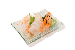 Hotate Sashimi Royalty Free Stock Photography