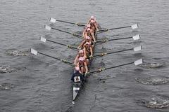 hotc海岛赛跑rhode大学 库存图片