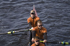HOTC - Texas Mens  Rowing Team Stock Image