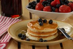 Hotcakes Stock Photography