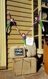 Hotch Potch lali pokaz przy Wm Pitt sklepem w koloniście Williamsburg Zdjęcia Royalty Free