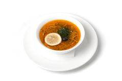 Hotchpotch soup Stock Photos