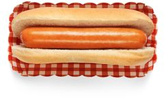 Hotdog imagens de stock