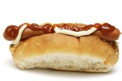 Hotdog Royalty-vrije Stock Afbeelding