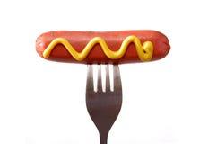 Hotdog Stockfotos