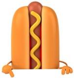 Hotdog Royalty Free Stock Image