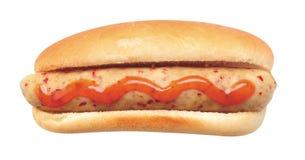 Hotdog Stock Foto's