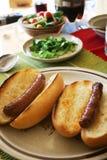 Hotdog Stock Foto