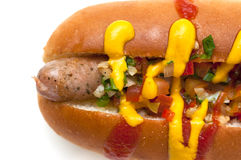 Hotdog Stock Photography