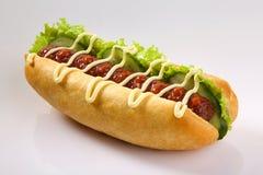 Hotdog Fotos de Stock