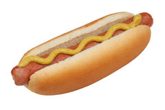 Hotdog Arkivbild