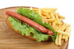 Hotdog Stockbilder