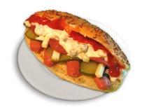 Hotdog Lizenzfreie Stockfotografie