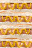 Hotdog Background Stock Photos
