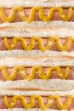 Hotdog Background Stock Photos