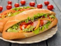 Hotdog Royalty Free Stock Images