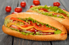 Hotdog Royalty Free Stock Images