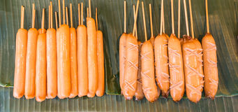 Hotdog Royalty Free Stock Photography