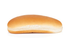 Hotdogbroodje stock fotografie