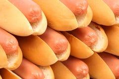 Hotdogs Lizenzfreie Stockfotos