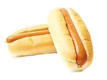 Hotdogs Stockfoto