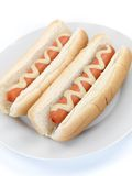 Hotdogs Royalty Free Stock Images